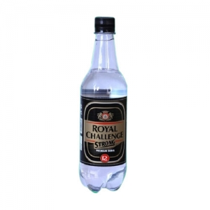 Royal Challenge Premium Soda 600 ml