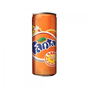 Fanta Soft Drink (Can) 300 ml
