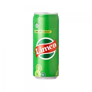 Limca Soft Drink (Can) 300 ml