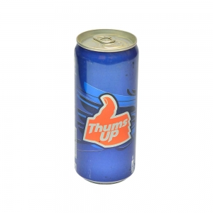 Thums Up Soft Drink (Can) 300 ml